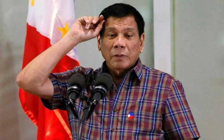 Bi Tong thong Philippines xuc pham, ong Obama huy hen hinh anh 1