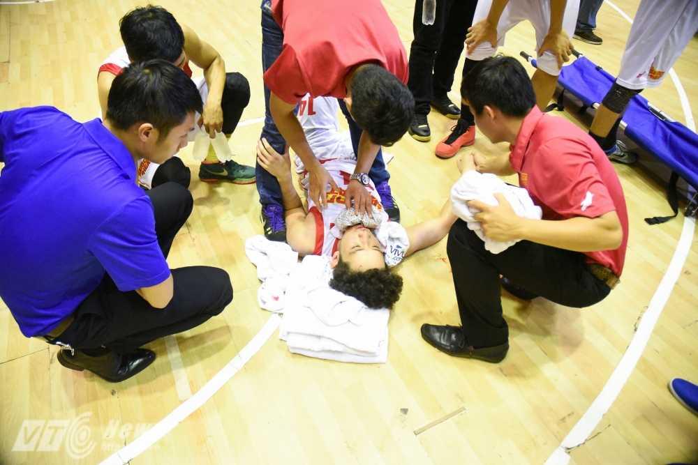 Cau thu 'vo mat' trong tran dau nay lua Hanoi Buffaloes vs Saigon Heat hinh anh 19