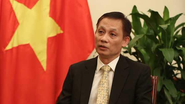 Thu truong Le Hoai Trung noi ve ket qua chuyen tham du cua Thu tuong tai Hoi nghi Cap cao ASEAN 28-29 hinh anh 1