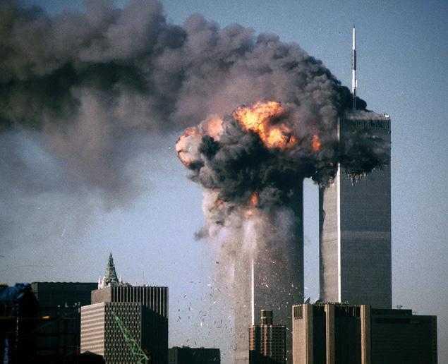 Video: Nhung khoanh khac kinh khung nhat trong vu khung bo 11/9/2001 hinh anh 1