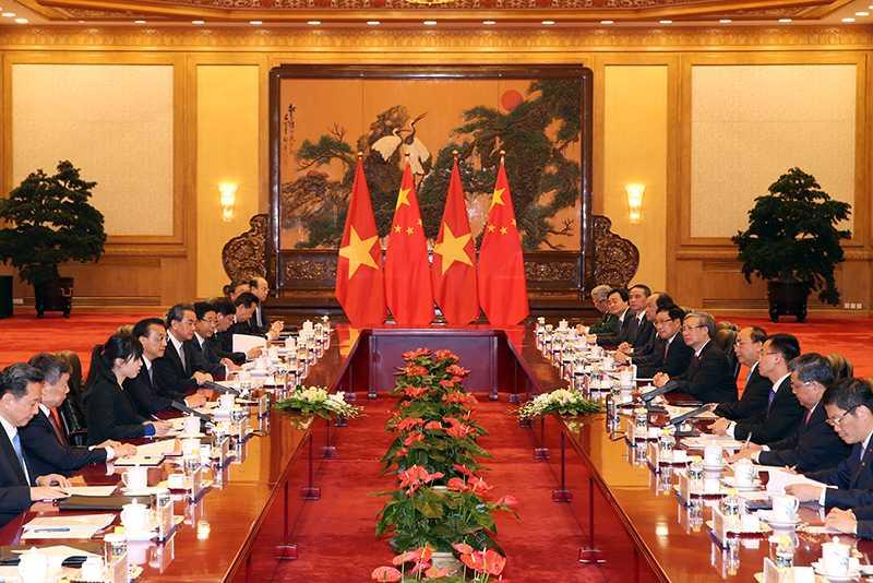 Viet Nam - Trung Quoc ra Thong cao chung hinh anh 1