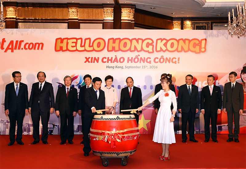 Thu tuong tham Tong Lanh su quan, dai dien cong dong nguoi Viet tai Hong Kong va Macau hinh anh 3