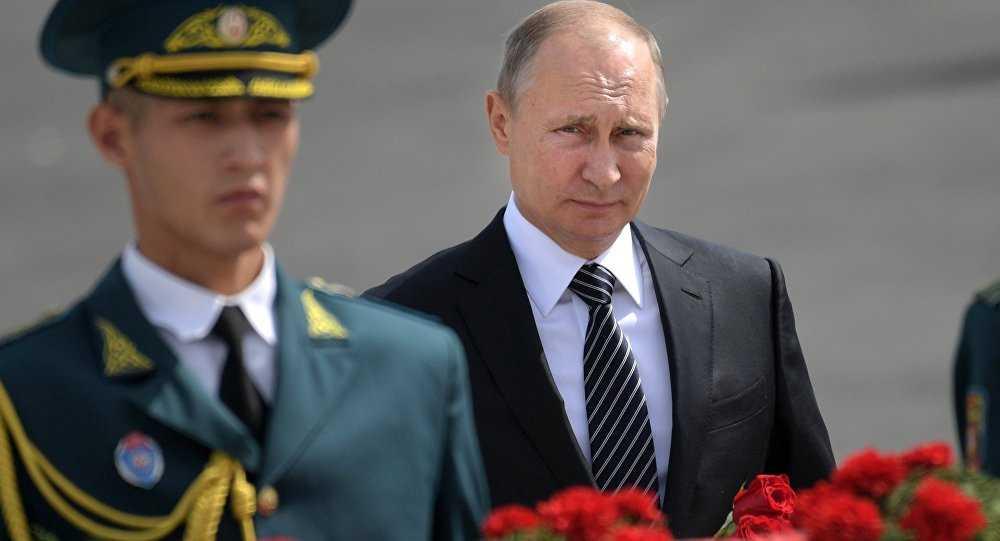 Ong Putin nghi gi ve cac ung cu vien Tong thong My? hinh anh 1