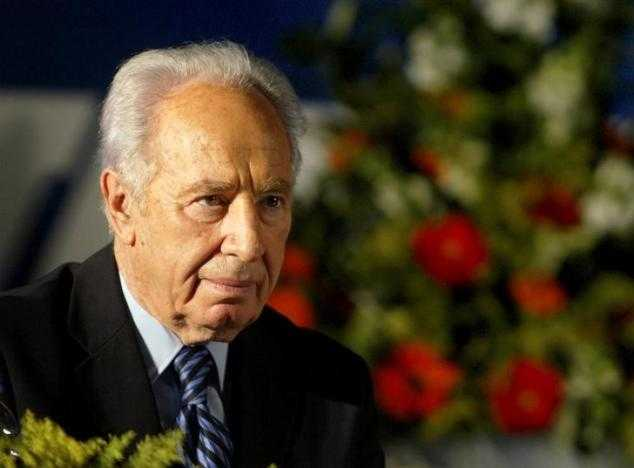 Cuu Tong thong Israel Shimon Peres qua doi hinh anh 1