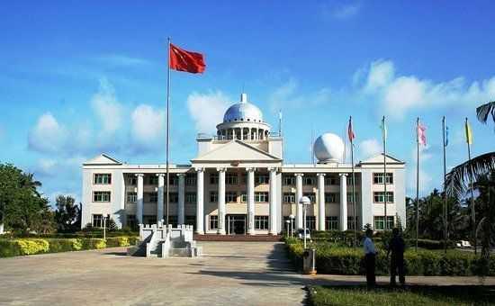 Viet Nam phan doi Trung Quoc bau cu trai phep o 'Thanh pho Tam Sa' hinh anh 1