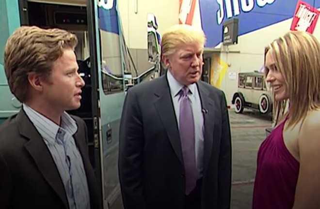 Xuat hien video Trump noi tuc tiu ve 'so soang' phu nu hinh anh 1