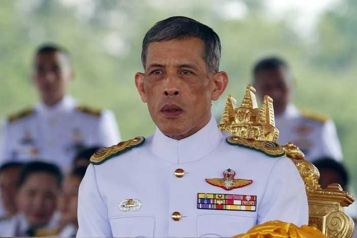 Quoc hoi hop xong, Thai Lan van chua co Quoc vuong moi hinh anh 1