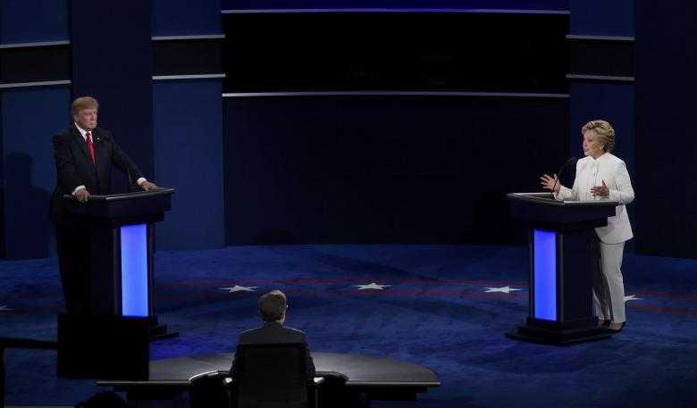 Ket qua tranh luan bau cu Tong thong My lan 3: Clinton goi Trump la con roi cua Putin hinh anh 14