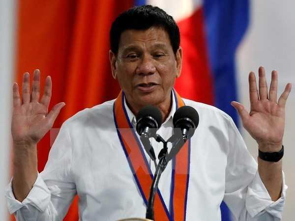 Tong thong Duterte: Philippines se khong cat dut quan he dong minh voi My hinh anh 1