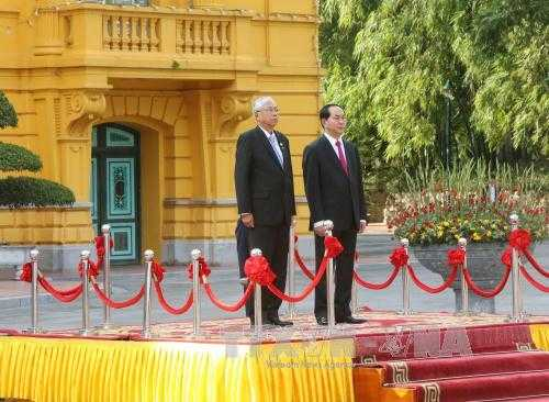 Tuyen bo chung Viet Nam - Myanmar hinh anh 1