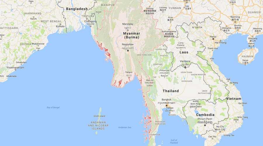 May bay roi o Myanmar: Thong tin sai, ngung tim kiem hinh anh 1
