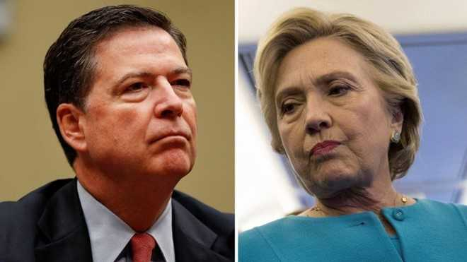 Truoc them bau cu, ba Clinton hung 'don' nang tu FBI hinh anh 1