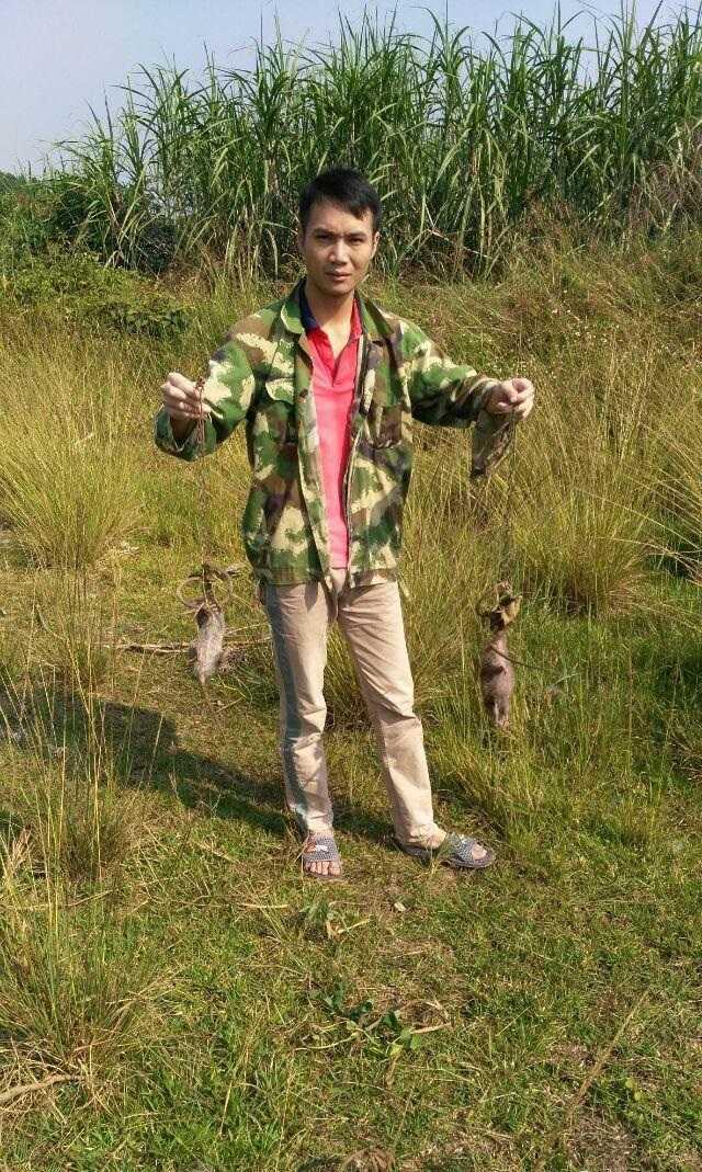 Kham pha 'dac san' thit chuot o Quang Chau hinh anh 2