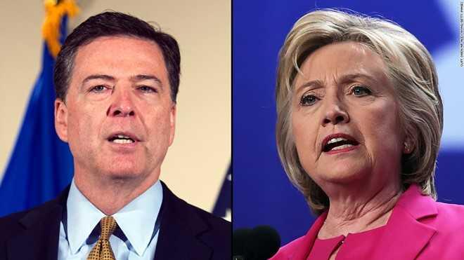 Vi sao FBI muon dieu tra lai ba Clinton vao luc nay? hinh anh 1
