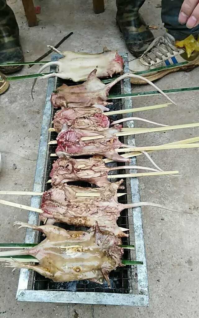 Kham pha 'dac san' thit chuot o Quang Chau hinh anh 3