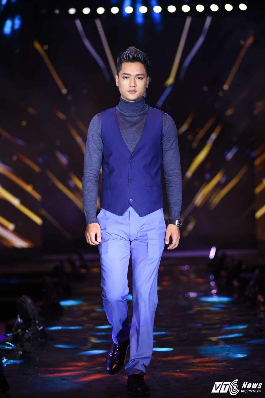 Dem thoi trang Phan Nguyen: Phong cach tre trung lich lam len ngoi hinh anh 2