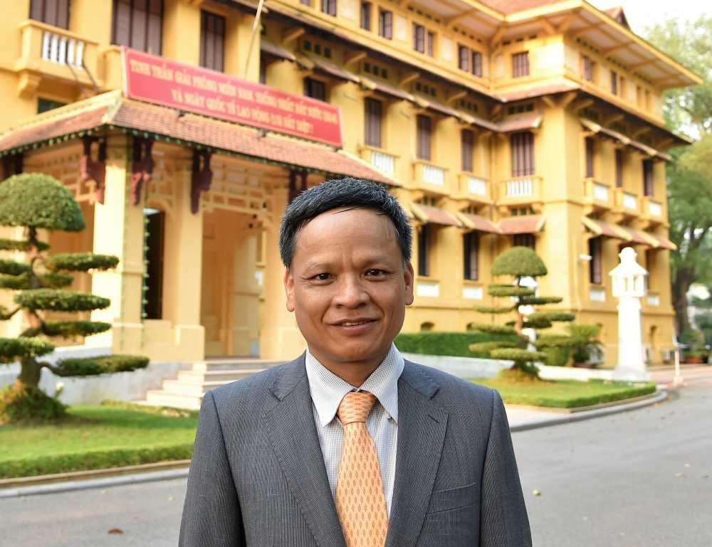 Viet Nam lan dau trung cu Uy ban luat phap quoc te: Dai su Viet Nam tai Lien hop quoc noi gi? hinh anh 1