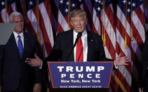 Ong Donald Trump se lam gi trong 100 ngay dau khi dac cu Tong thong? hinh anh 2