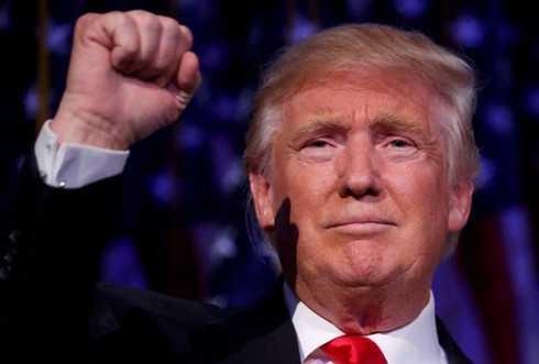 Ong Donald Trump se lam gi trong 100 ngay dau khi dac cu Tong thong? hinh anh 1