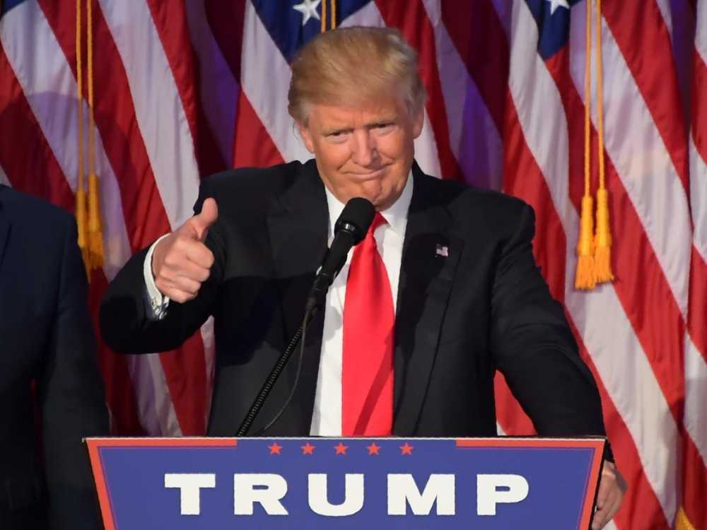 Nhung guong mat nao se co mat trong Chinh phu moi cua ong Donald Trump? hinh anh 1