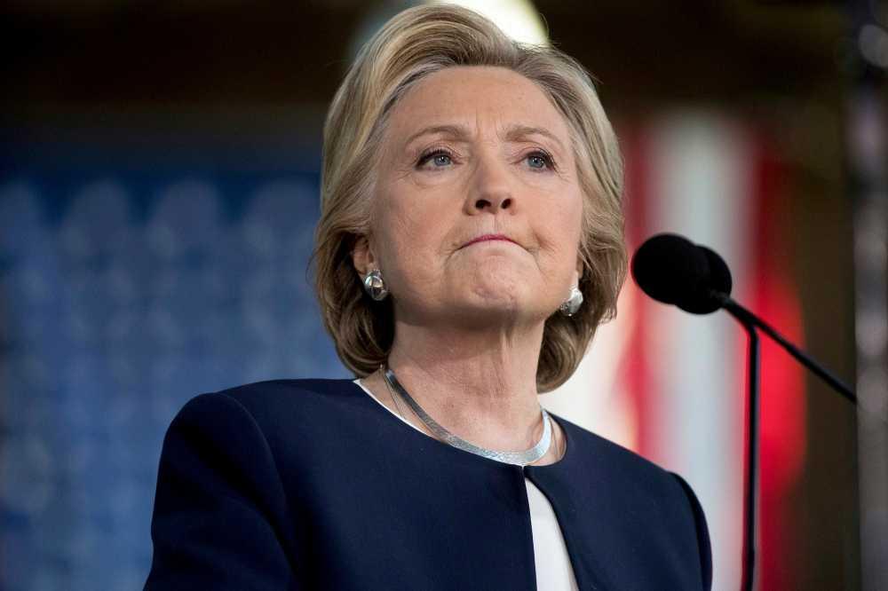 Bai phat bieu dac biet cua Hillary Clinton sau khi thua cuoc hinh anh 1