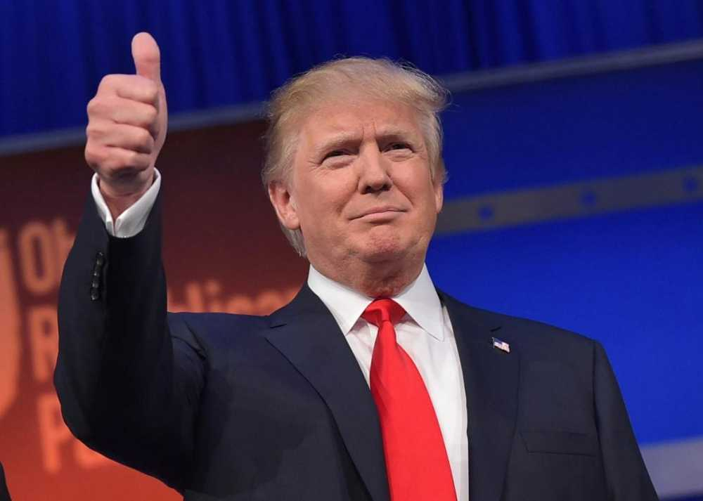 Ong Donald Trump duoc bau lam Tong thong My: Bo Ngoai giao Viet Nam noi gi? hinh anh 1