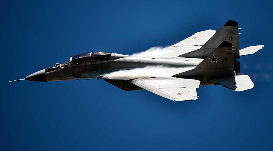 'Cha de' chien co huyen thoai MiG-29 qua doi hinh anh 1