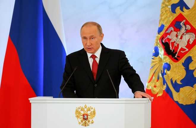 Tong thong Putin: Nga khong tim kiem ke thu, chung toi can ban be hinh anh 1