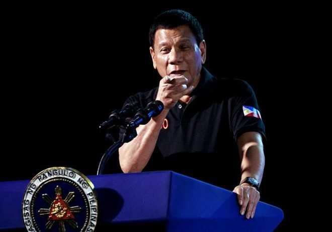 Tong thong Philippines dong y mua vu khi Trung Quoc hinh anh 1