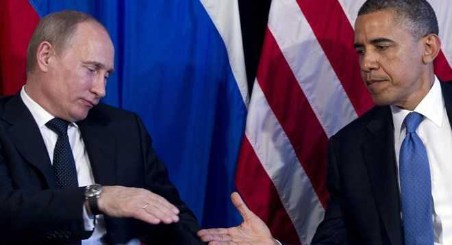 Ong Obama hop bao khan sau cao buoc Nga can thiep bau cu My hinh anh 1
