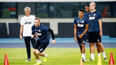 Mourinho chi con phai giai dap 2 cau hoi o MU hinh anh 1