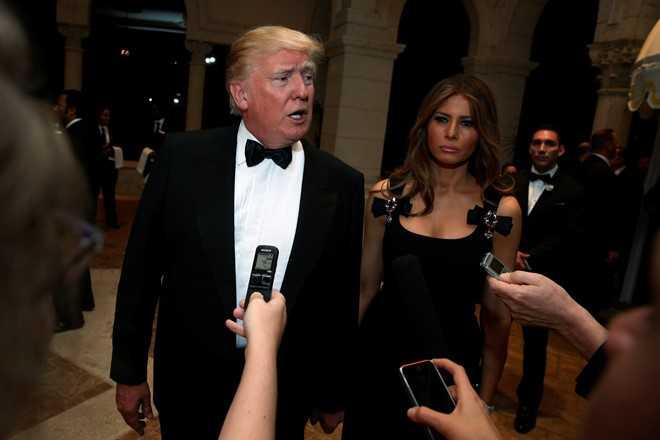 Ong Trump an dinh ngay hop bao sau khi chinh thuc tro thanh Tong thong hinh anh 1