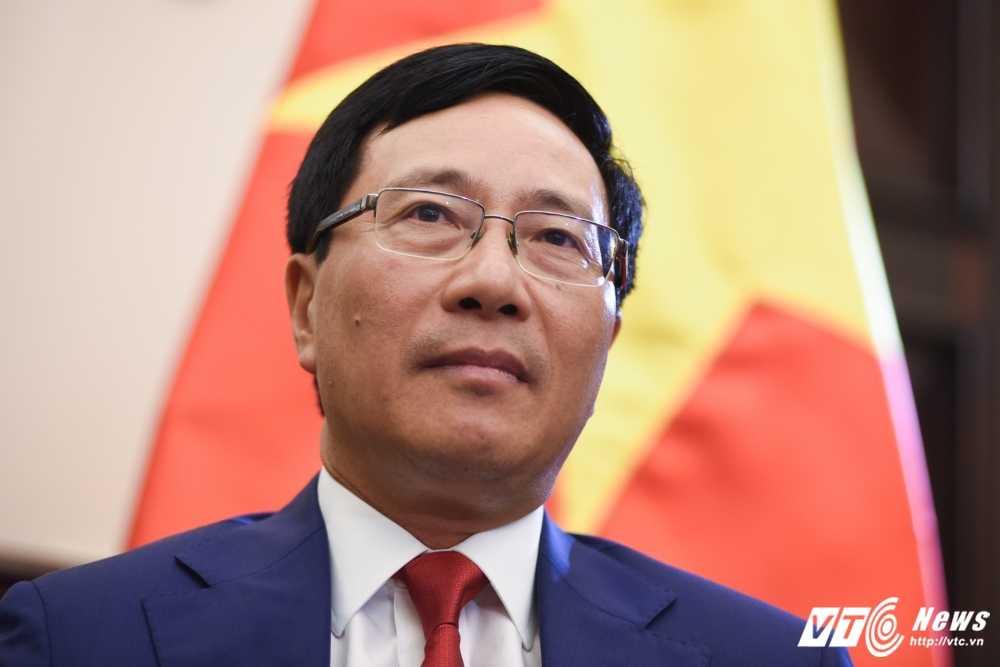 Thu tuong moi ong Donald Trump tham Viet Nam, du APEC 2017 hinh anh 1