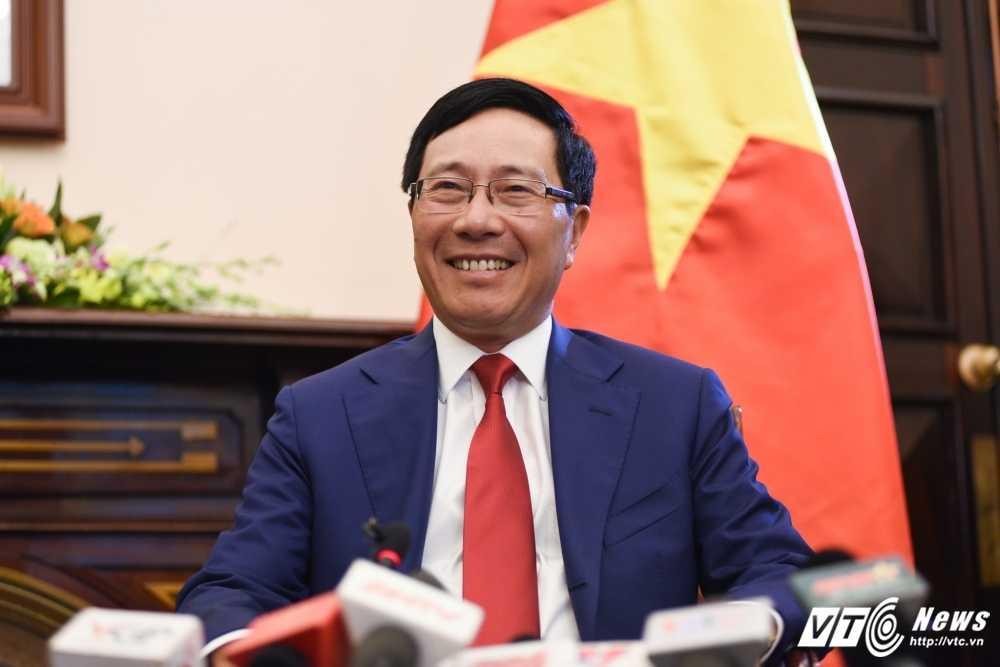 Pho Thu tuong Pham Binh Minh: APEC 2017 - Tam nhin chien luoc cua doi ngoai Viet Nam hinh anh 1