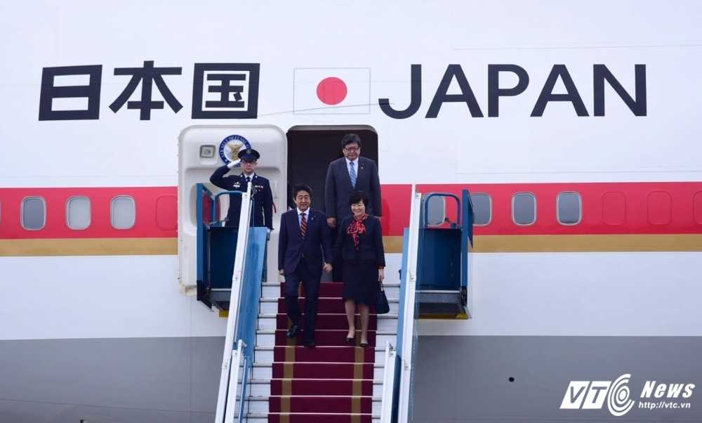 Anh: Le don chinh thuc Thu tuong Nhat Ban Shinzo Abe hinh anh 10