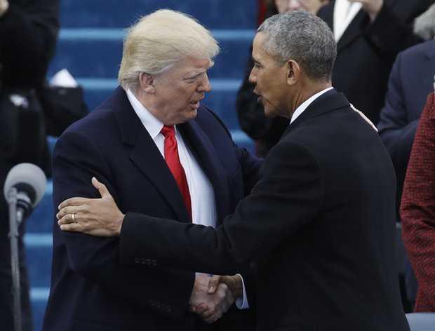 Donald Trump phat bieu trong mua sau khi nham chuc hinh anh 5