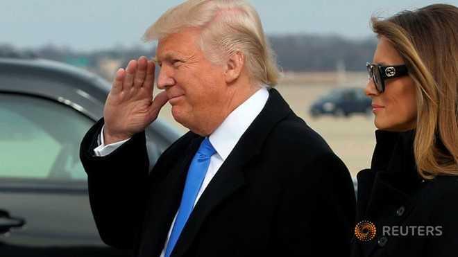 Ong Trump san sang cho ngay dau cam quyen o Nha Trang hinh anh 1