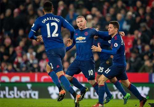 Rooney chua tung nghi den ky luc ghi ban khi gia nhap MU hinh anh 1