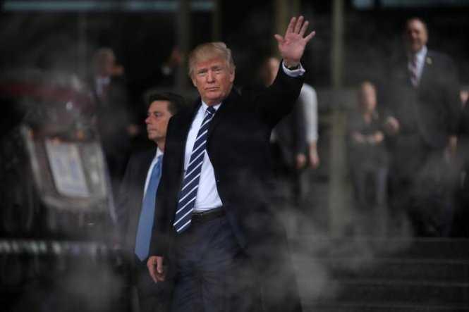 Ong Trump noi luon ung ho CIA hinh anh 1