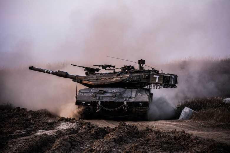 5 sieu vu khi khien IS khiep dam cua Israel hinh anh 1