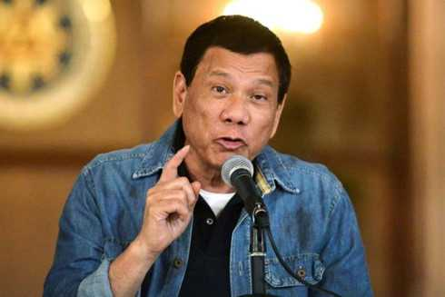 Tong thong Philippineses se cong khai tai khoan ngan hang hinh anh 1