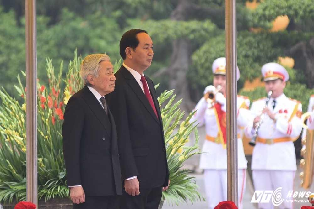 Anh: Le don Nha vua va Hoang hau Nhat Ban hinh anh 2