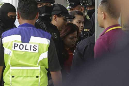 Indonesia chi dinh 5 luat su cho nu nghi pham vu tan cong Kim Jong-nam hinh anh 1