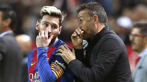 Ro tin Messi tac dong da Enrique khoi Barca hinh anh 1