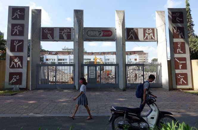 Tren 5.000 ti dong dang cai SEA Games 2021 tai TP.HCM hinh anh 1