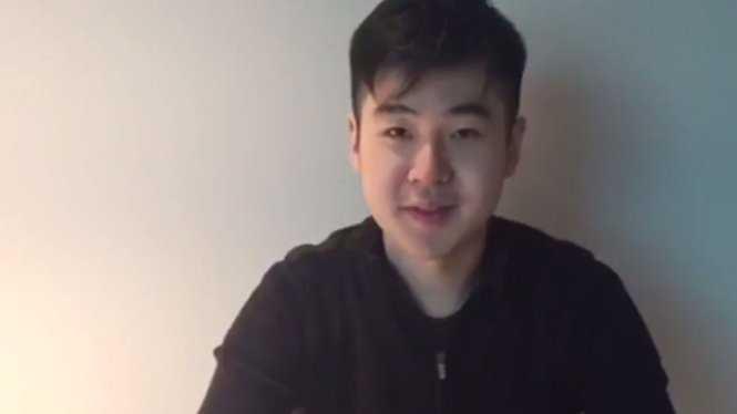 Chang trai tu nhan la con Kim Jong-nam len tieng tren Youtube hinh anh 1