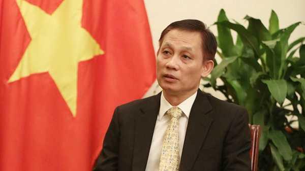 Thu truong Ngoai giao Viet - Trung trao doi cac van de bien gioi lanh tho hinh anh 1