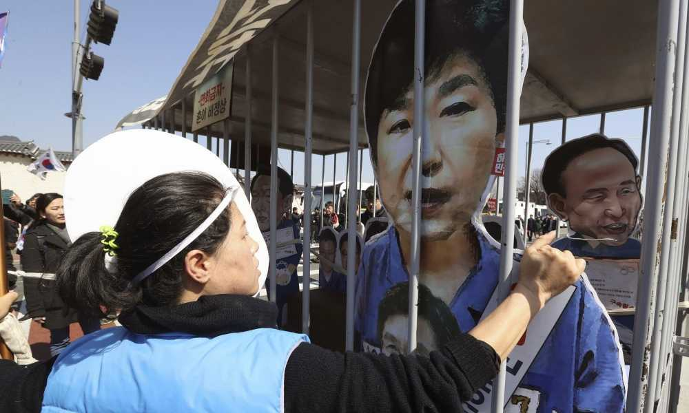 Sau phe truat, tuong lai ba Park Geun-Hye se ra sao? hinh anh 1