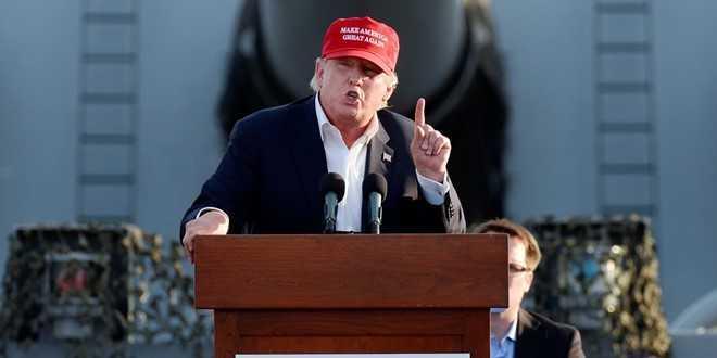 Ong Trump se quyen gop luong vao cuoi nam hinh anh 1