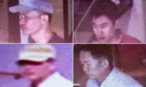 Interpol phat 'truy na do' voi 4 nguoi Trieu Tien vu Kim Jong-nam hinh anh 1